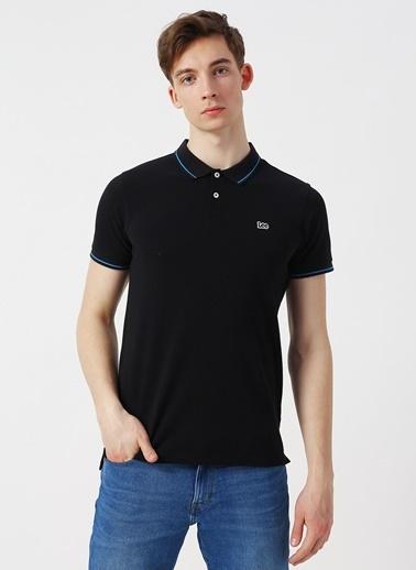 Lee&Wrangler Lee T-Shirt Siyah
